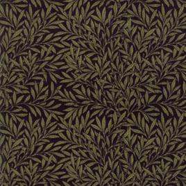 Morris Garden Willow Ebony 733615