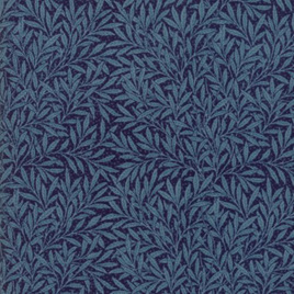 Morris Garden Willow Indigo 733622