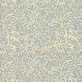 Morris Garden Willow Porcelain/Blue 733614