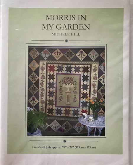 Morris in My Garden Quilt Pattern