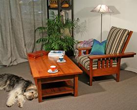 Morris Recliner Chair