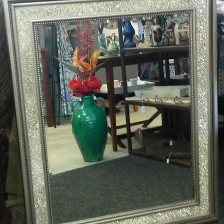 Mosaic Mirror Rectangular - $575