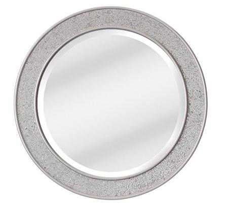 Mosaic Mirror Round