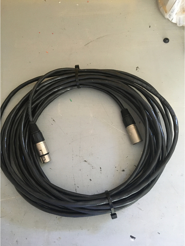 Motec 5m lead CAN