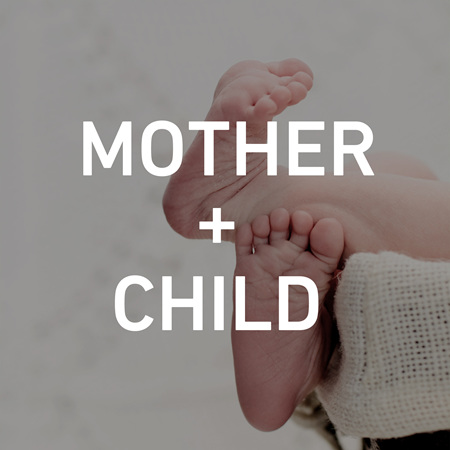 Mother + Child