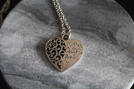 Mother & Daughter Forever Necklace