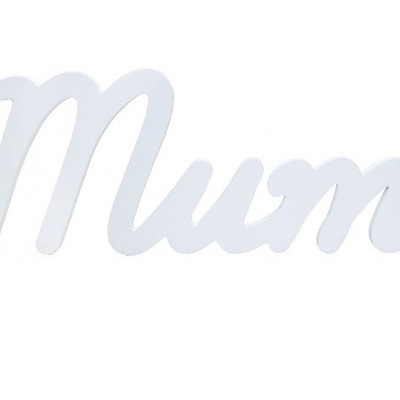 MOTHERS DAY WORD-MUM