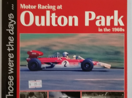 Motor Racing at Oultan Park in the 1960s