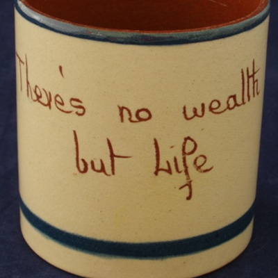 Motto ware pot