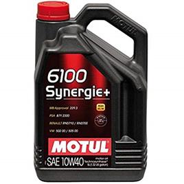 Motul 6100 Synergie+ 4L