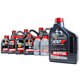 MOTUL OILS & LUBRICANTS