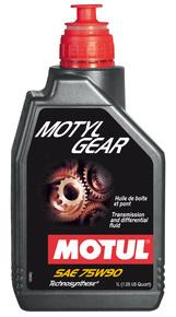 Motylgear 75W90 1ltr