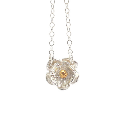 Mount Cook Lily Necklace