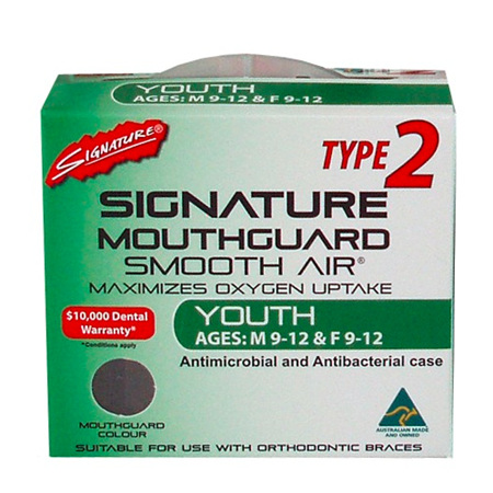 MOUTHGUARD TYPE 2 YOUTH