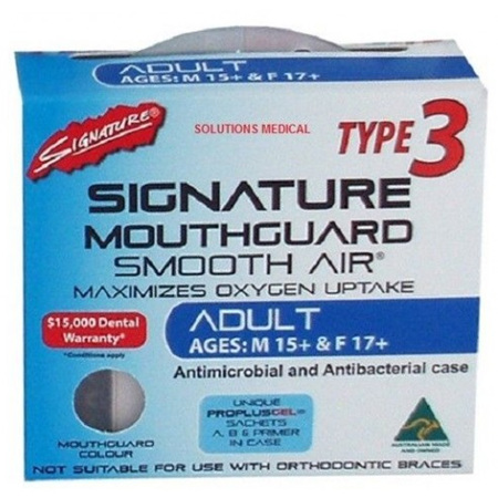 MOUTHGUARD TYPE 3 ADULT
