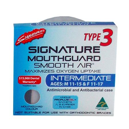 MOUTHGUARD TYPE 3 TEEN