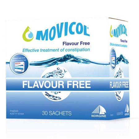 MOVICOL FLAVOUR FREE 30 SACHET