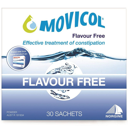 Movicol Flavour Free Sachets, 30 x 13.8G