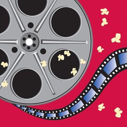 Movie Reel - Party Napkins