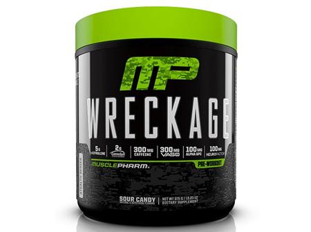 MP Wreckage Pre-Workout 12.61OZ
