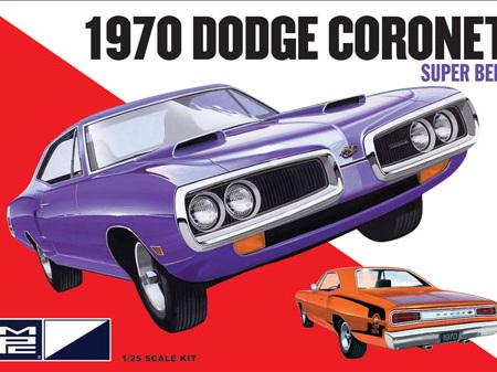 MPC 1/25 1970 Dodge Super Bee