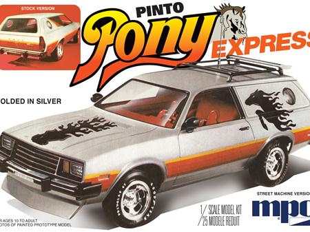 MPC 1/25 1979 Ford Pinto Wagon