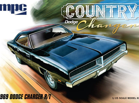 MPC 1/25 1969 Dodge 'Country Charger' R/T (MPC878)