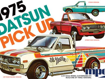 MPC 1/25 1975 Datsun Pickup
