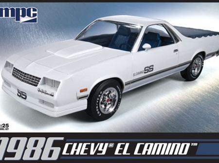 MPC 1/25 1986 Chevy El Camino