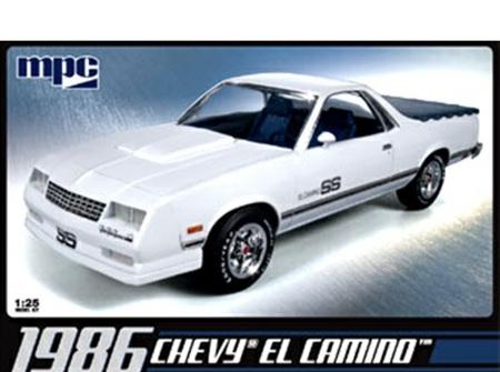MPC 1/25 1986 Chevy El Camino (MPC712)