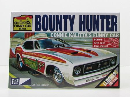 MPC 1/25 Bounty Hunter Funny Car (MPC788)