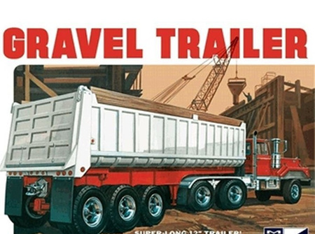 MPC 1/25 Gravel Trailer (MPC823)