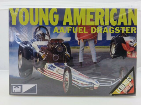 MPC 1/25 Young American AA/Fuel Dragster (MPC760)