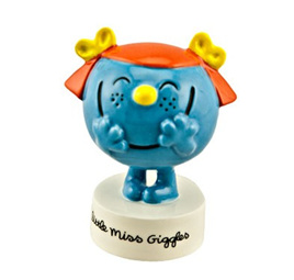 Mr Men - Little Miss Giggles - Ornament