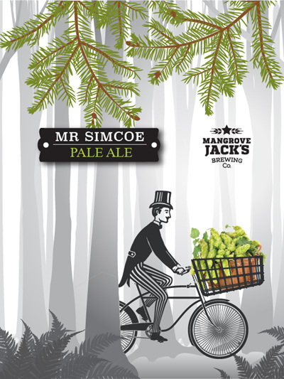 Mr Simcoe Pale Ale Grain Kit