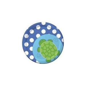 Mr Turtle lunch plates