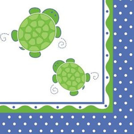 Mr Turtle Napkins