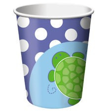 Mr Turtle Party Cups