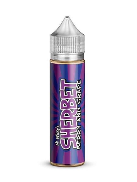 Mr Wicky - Berry & Grape Sherbet - 60ml - e-Liquid