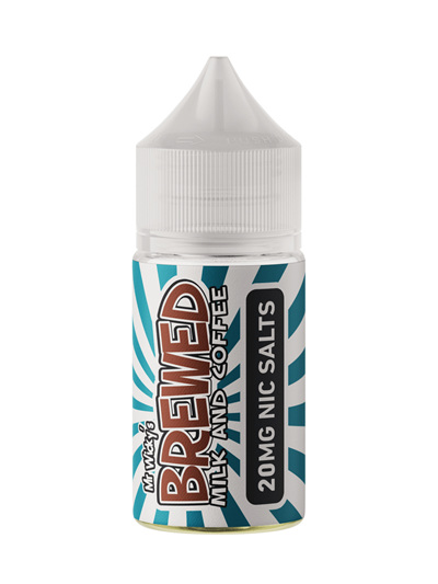Mr Wicky's Salts - Brewed - 30ml - e-Liquid