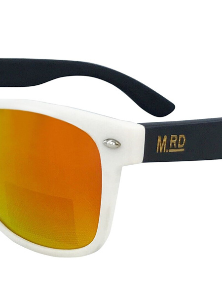 MRD Sunnies #454 White