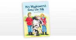 Mrs Wigglesworth Gets the Milk - six copies