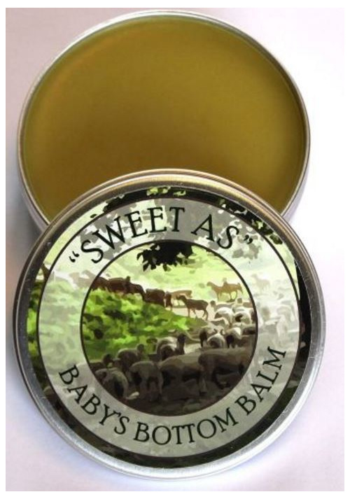 MS06 Millstream Balms Sweet As 50gr