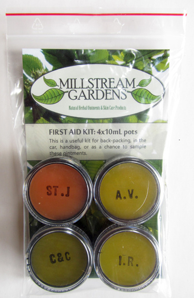 MS31 Millstream Balms First Aid 4x10gr