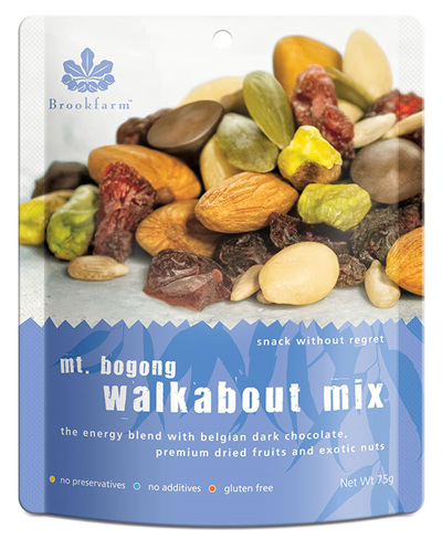 Mt Bogong Walkabout Mix (with Belgian Chocolate) - 75g