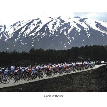 Mt Etna - Giro d'Italia