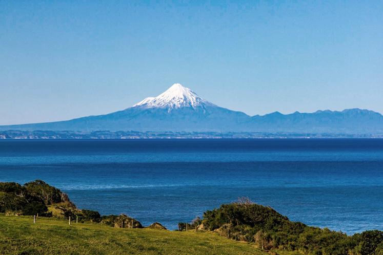 Mt Taranaki, New Plymouth