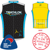 Manawatu Tri Club Cycle Vest