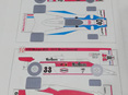 MTR Speed Decals 1/20 McLaren M23 and M26 Decal Sheet