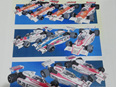 MTR Speed Decals 1/20 McLaren M23 and M26 Decal Sheet